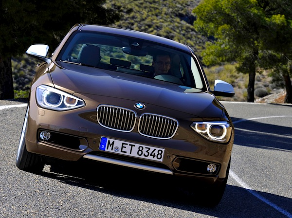 BMW 1 Series World September 2013