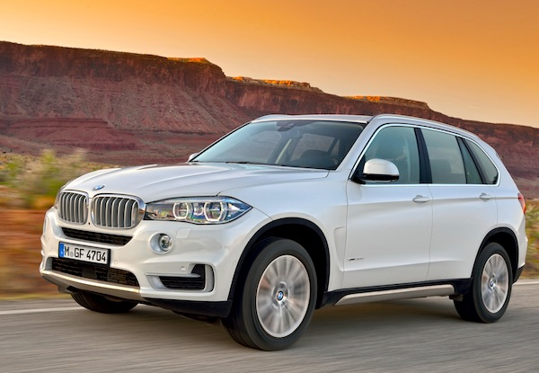 BMW X5 South Africa February 2014