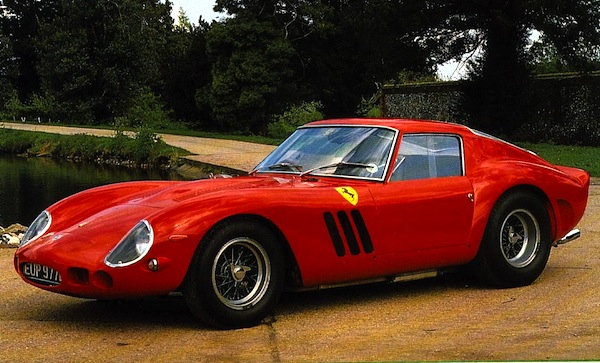 Ferrari 250 GTO. Picture courtesy of cargurus.com