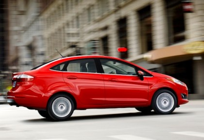 Ford Fiesta. Picture courtesy of autowp.ru