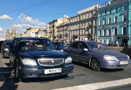 12 Volga Taxi
