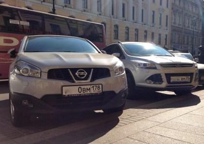 14 Nissan Qashqai
