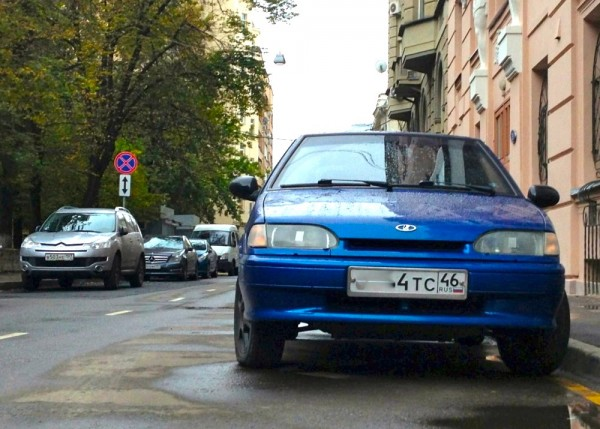 15 Lada Samara