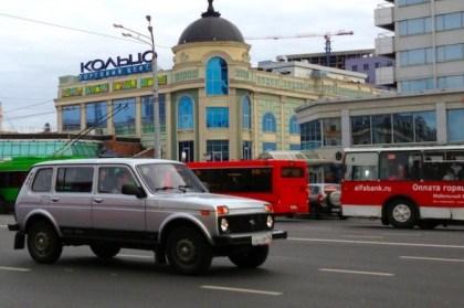 23 Lada 4x4 4 doors