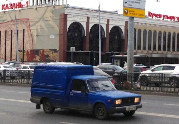 24 Lada Zhiguli Pickup