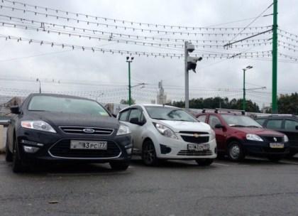 9 Ford Mondeo Chevrolet Spark Renault Logan