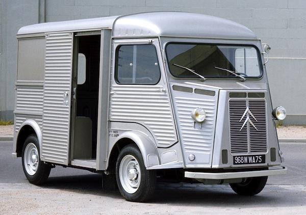 Citroen Type H France 1963