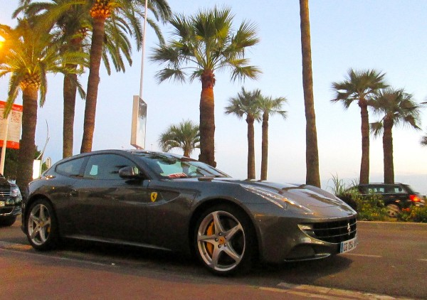 Ferrari FF Cannes Septemb er 2013
