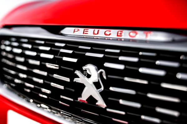 Peugeot 308 R Concept Frankfurt Auto Show September 2013b