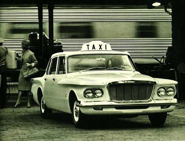 Plymouth Valiant France 1963