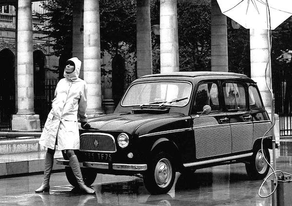 Renault 4 La Parisienne France 1963