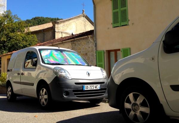 Renault Kangoo France Septembe 2013