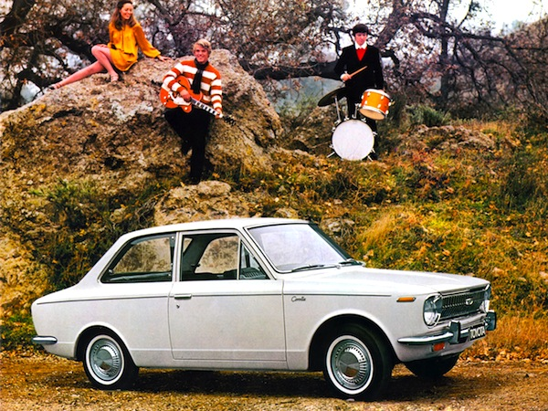 Toyota Corolla 1966 copy