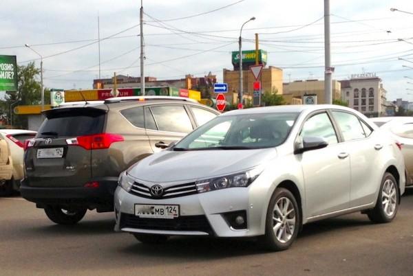 10 Toyota Corolla