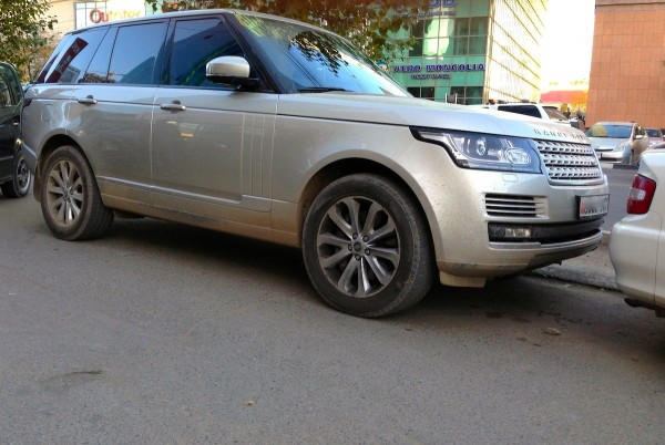 11 Range Rover