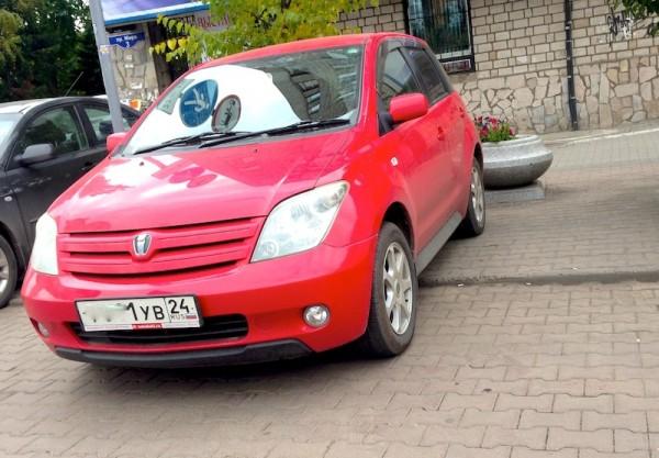 15 Toyota Ist