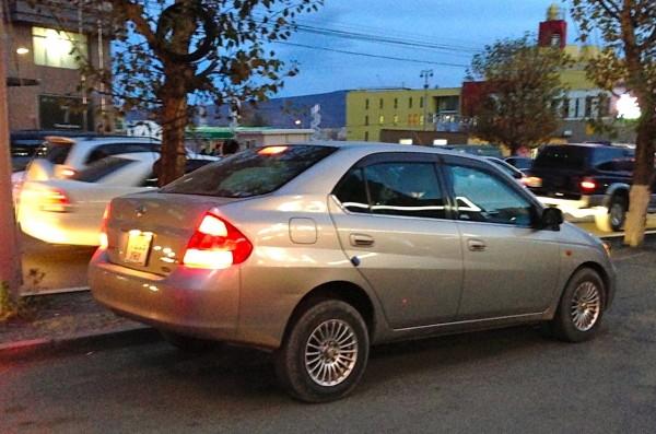20 Toyota Prius I back