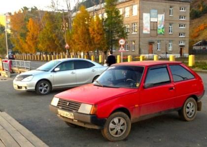 26 ZAZ Tavria Toyota Allion