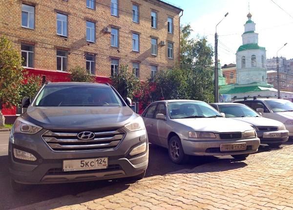 8 Hyundai Santa Fe