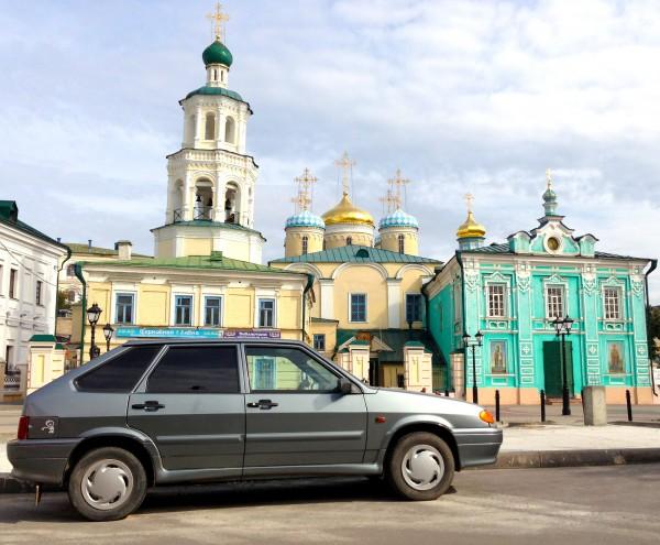 8 VAZ 2114 Kazan