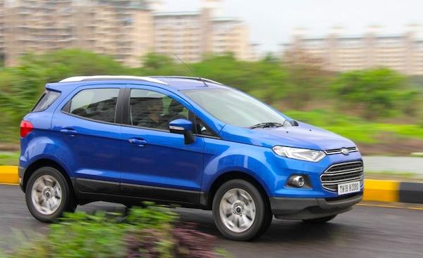 Ford Ecosport World July 2013