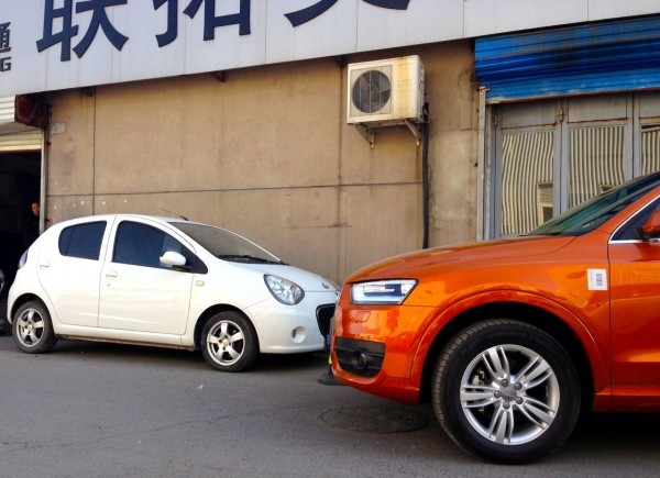 5 Audi Q3 Gleagle Panda