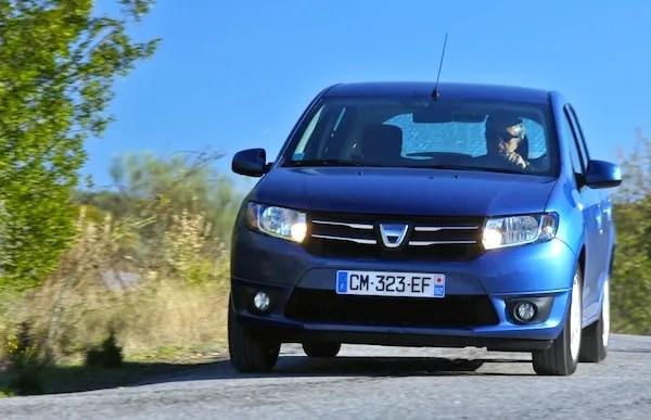 Dacia Sandero Morocco 2013. Picture courtesy of largus.fr