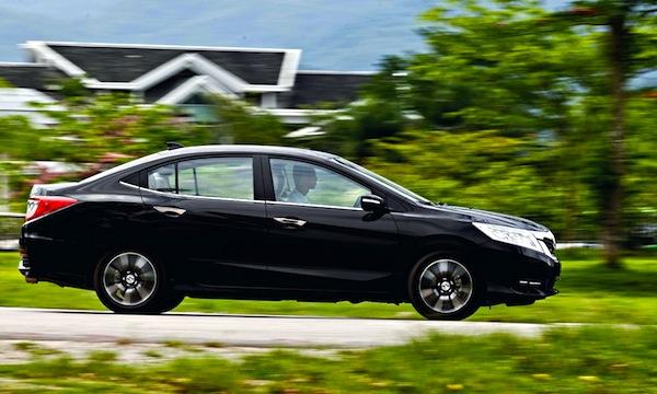 Honda CRider China October 2013. Picture courtesy of bitauto.com