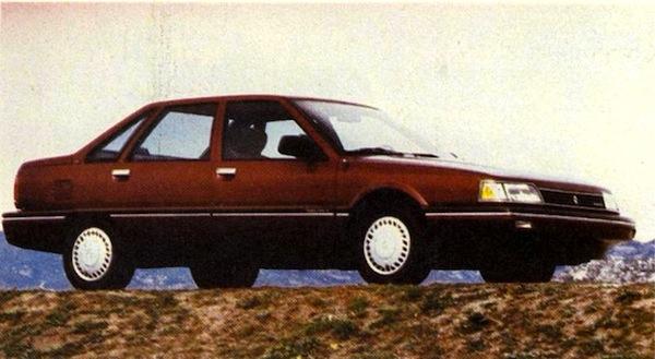 Renault Medallion 1988