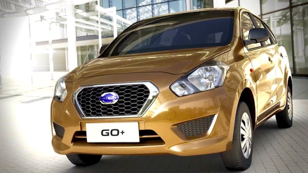 Datsun Go+ World 2013