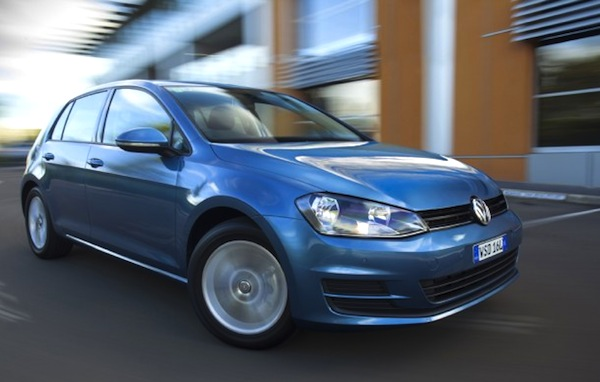 VW Golf Australia 2015. Picture courtesy of caradvice.com.au