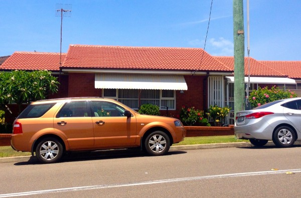7 Ford Territory Bateau Bay December 2013