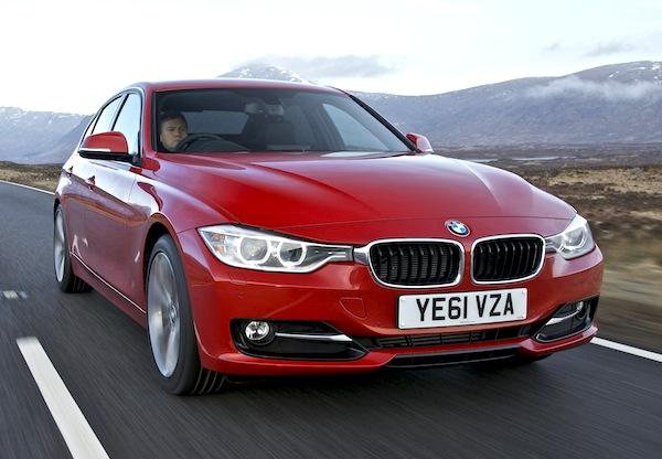 BMW 3 Series Finland 2013