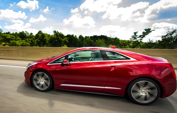 Cadillac ELR USA December 2013. Picture courtesy of motortrend.com