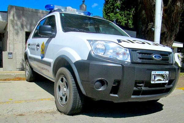 Ford Ecosport Policia Argentina December 2013