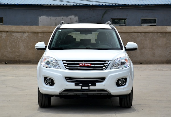 Haval H6 China 2013