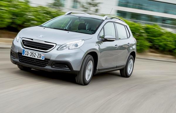 Peugeot 2008 Access