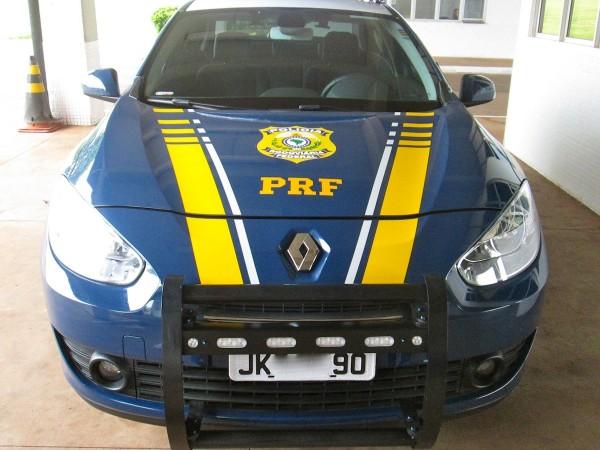 Renault Fluence Policia Brazil December 2013