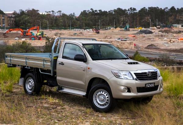 Toyota Hilux 2014 Australia3