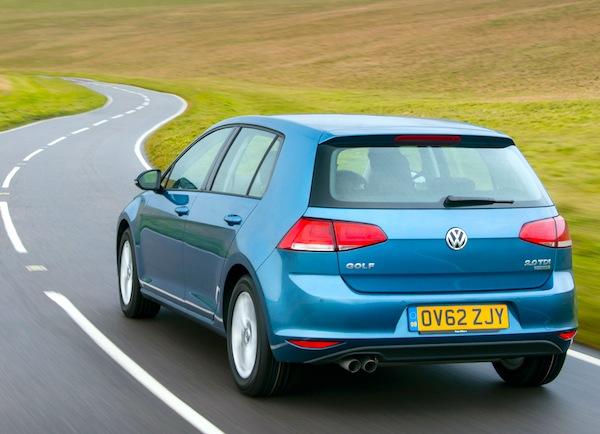 VW Golf Finland 2013