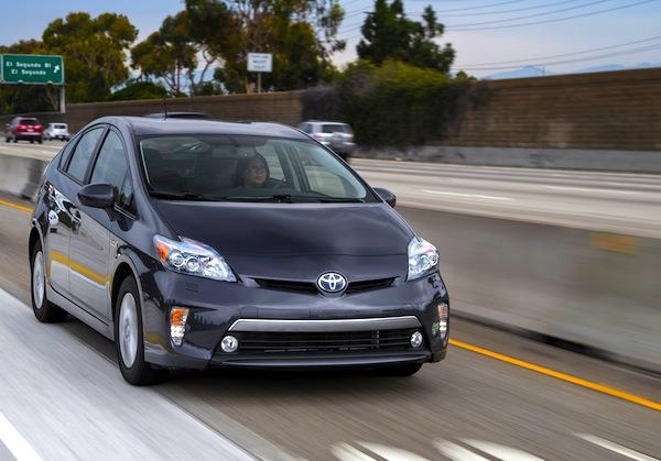 Toyota Prius. Picture courtesy of Motortrend.com
