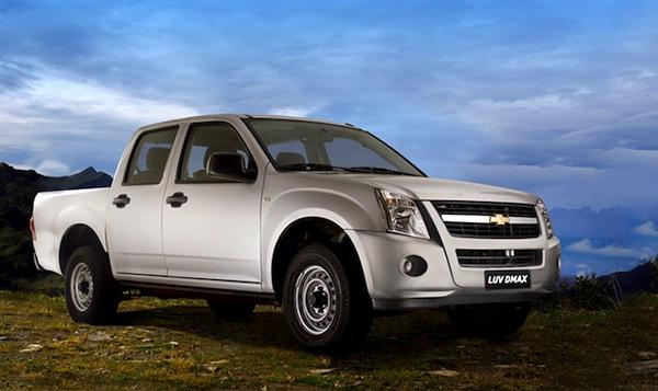 Chevrolet Luv D-Max Ecuador 2012