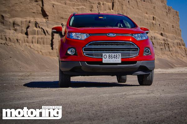 Ford Ecosport UAE 2014