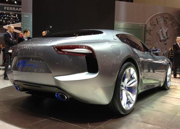 Maserati Alfieri 1 Geneva 2014