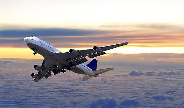 Plane takeoff. Picture courtesy of cxtuku.com