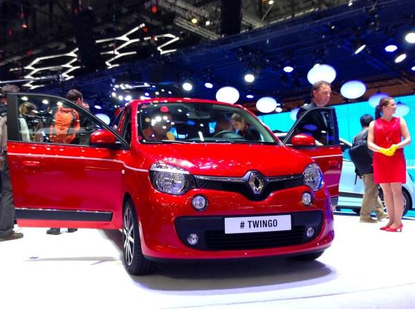 Renault Twingo 1 Geneva 2014