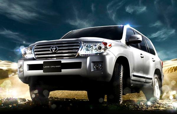Toyota Land Cruiser Bahrain January 2014