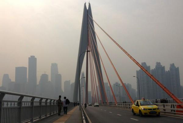 16. Dongshuimen Bridge Chongqing