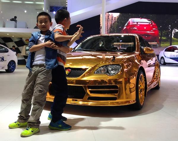 Golden Lianhua