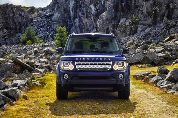 Land Rover LR4 HSE. Picture courtesy of caranddriver.com